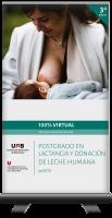 Postgrado en lactancia y donación de leche humana